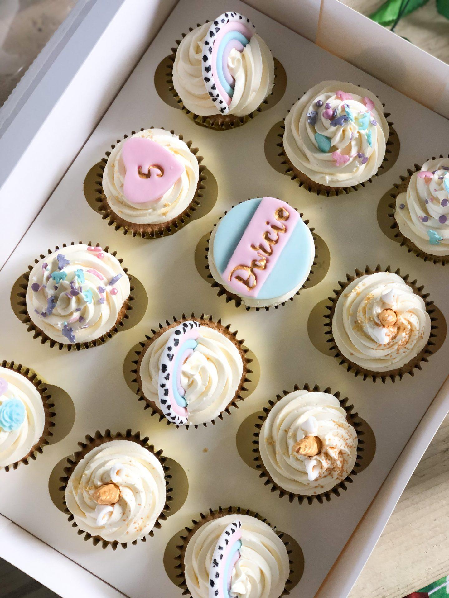 birthday cupcakes bournemouth